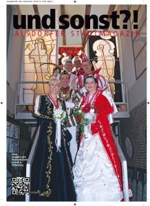 Titelseite Ausgabe 58