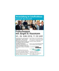 Anzeige-Hausmann